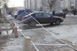 Городские власти думают, что уладили конфликт в Уручье