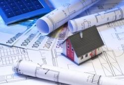 Объём кредитования жилищного строительства сокращен более чем на треть