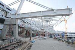 Основной этап реконструкции Национального аэропорта Минск будет завершен к 1 марта 2014 года