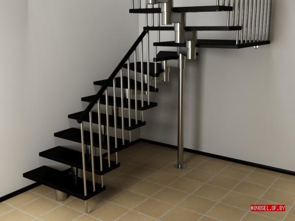 Модульная лестницы своими руками