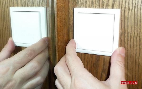 Беспроводной выключатель своими руками