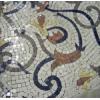 Роспись,   Витраж,   Мозаика,   декоративная штукатурка.